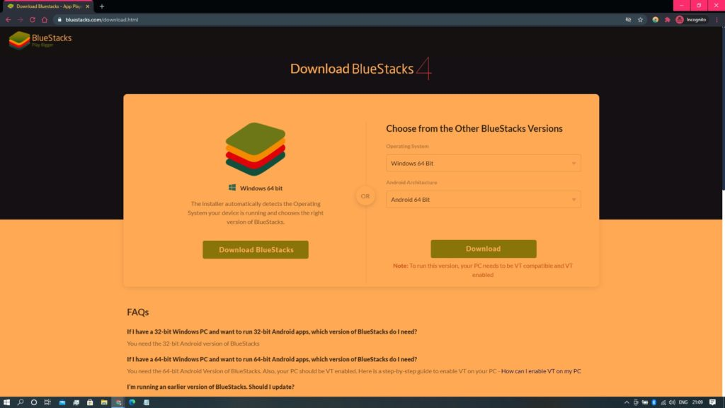 Download-Bluestack-for-PC