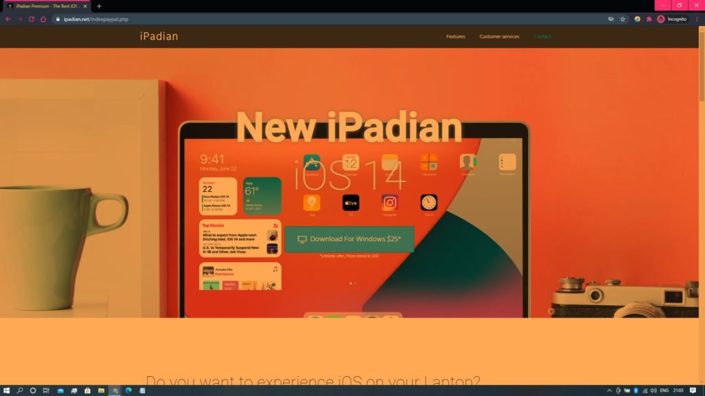 Download-iPadian-For-PC